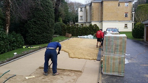 bournemouth block paving