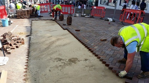 commercial block paving bournemouth
