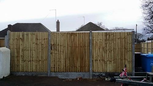 Wood Fence Bournemouth