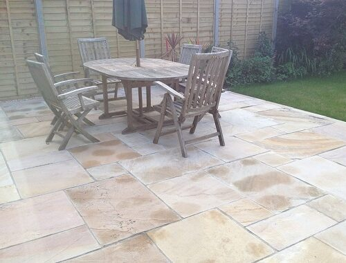 dorset patio area