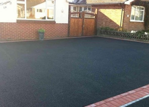 Asphalt driveways in Dorset