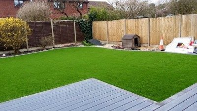 artificial grass in poole