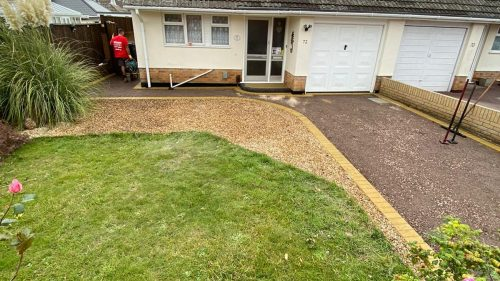 Steve Collins Surfacing Driveway