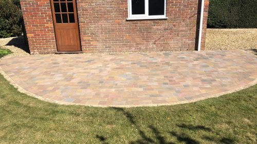 Steve Collins Surfacing patio