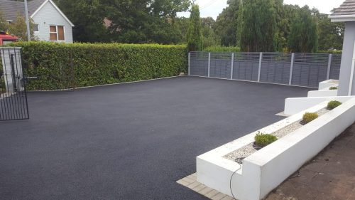 Tarmac Driveway Completed