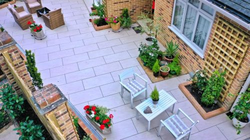 New patio by Steve Collins Surfacing