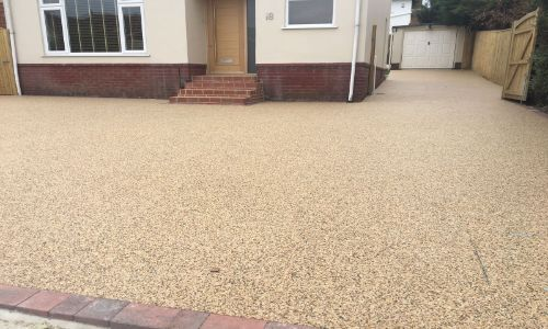 Resin Driveways Steve Collins Surfacing